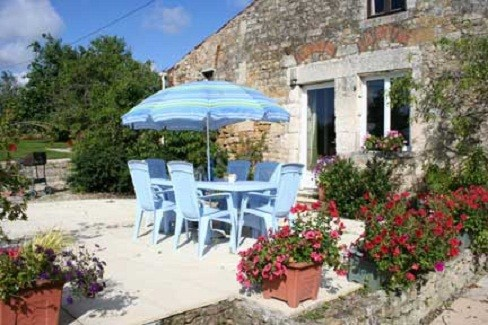 Gite in the Vendee with heated Pool, Frene. Holiday accommodation