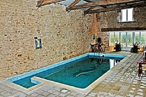Gites With Heated Swimming Pool La Grange